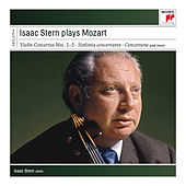 Isaac Stern plays Mozart by Isaac Stern
