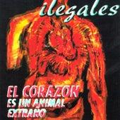 El Corazon Es un Animal Extraño de Ilegales