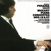 Murray Perahia Plays and Conducts Mozart: Piano Concertos Nos. 12 & 27 von Murray Perahia