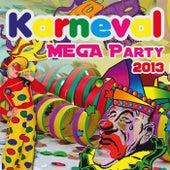 Titel: Karneval MEGA PARTY 2013 de Various Artists