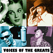 Voices of The Greats by Various Artists