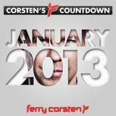 Ferry Corsten presents Corsten's Countdown January 2013 de Various Artists