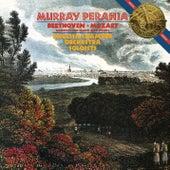 Mozart: Quintet K. 452 & Beethoven: Quintet op. 16 by Murray Perahia