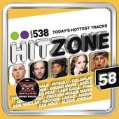 538 Hitzone 58 van Various Artists