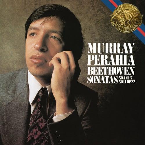 Murray Perahia: Beethoven Sonatas Nos. 4 & 11 by Murray Perahia