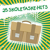 25 Skoletaske-Hits by Various Artists