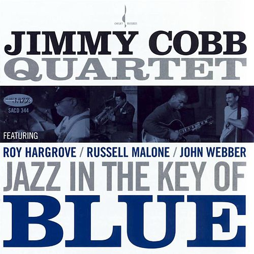 Jazz In The Key Of Blue by Jimmy Cobb