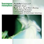 Pachelbel: Canon; Albinoni: Adagio; Bach: Jesu, Joy of Man's Desiring; more de Pierre Boulez