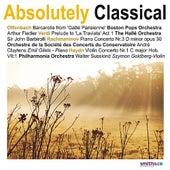 Rachmaninov: Piano Concerto No. 3 in D Minor, Op. 30 - Haydn: Violin Concerto No. 1 in C Major, et. al von Various Artists