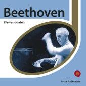Beethoven Klaviersonaten de Arthur Rubinstein