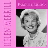 Helen Merrill: Parole e musica by Helen Merrill