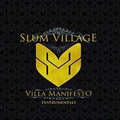 Villa Manifesto Instrumentals by Slum Village