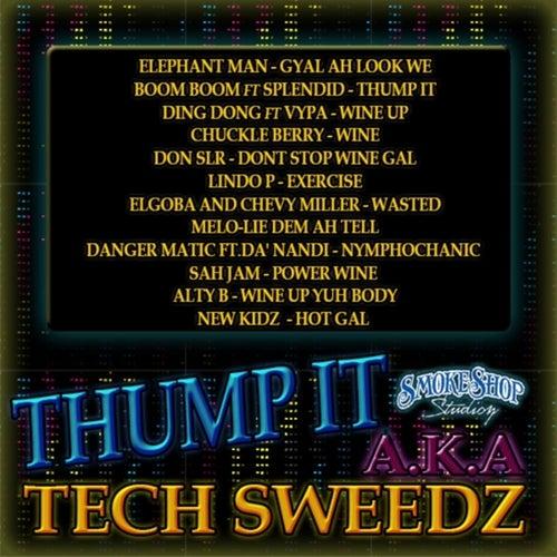 Thump It a.k.a Tech Sweedz Riddim by Various Artists