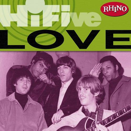 Rhino Hi-five: Love by Love