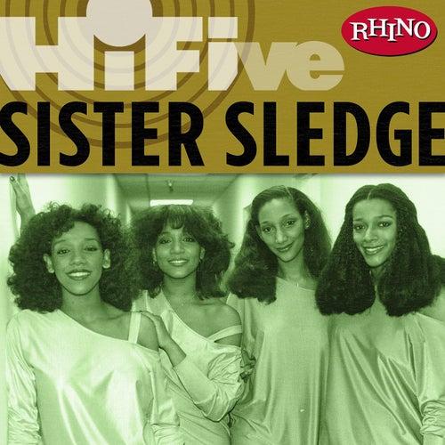 Rhino Hi-five: Sister Sledge by Sister Sledge