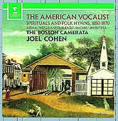 The American Vocalist by Joel Cohen