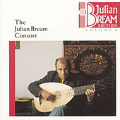 Bream Collection Volume 6 - An Evening Of Elizabethan Music by Julian Bream Consort