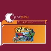 LivePhish 11/14/95 de Phish