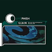 LivePhish 12/31/91 Worcester Memorial Auditorium, Worcester MA von Phish