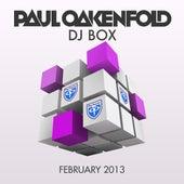 DJ Box - February 2013 de Various Artists