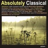 Glazoenov: Violin Concerto in A Minor - Mozart: Sinfonia Cencertante in E Major, et al. by Various Artists