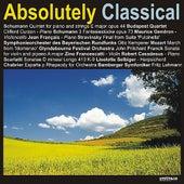Schumann: Quartet in E Major, 3 Fantasiestücke - Franck: Sonata in A Major, et. al von Various Artists