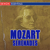 Mozart Serenades Nos. 4, 6, 9, 10, 11, 12 & 13 by Various Artists