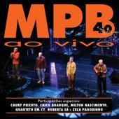 40 Anos Ao Vivo de Mpb-4