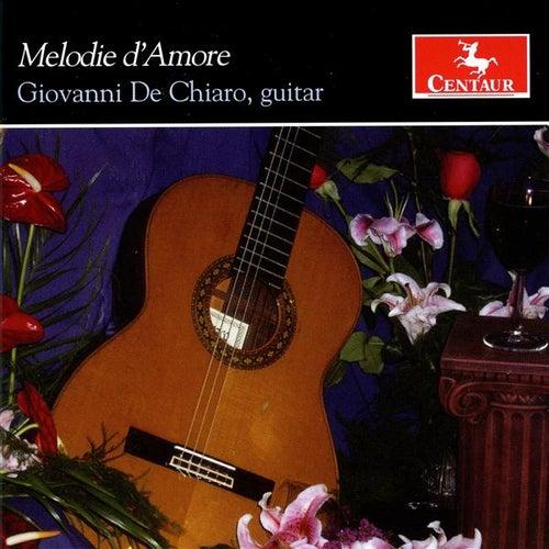 Melodie d'Amore by Giovanni De Chiaro