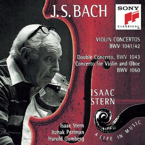 Bach: Violin Concertos BWV 1041, 1042, 1043, 1060 by Various Artists