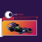 LivePhish 10/21/95 de Phish