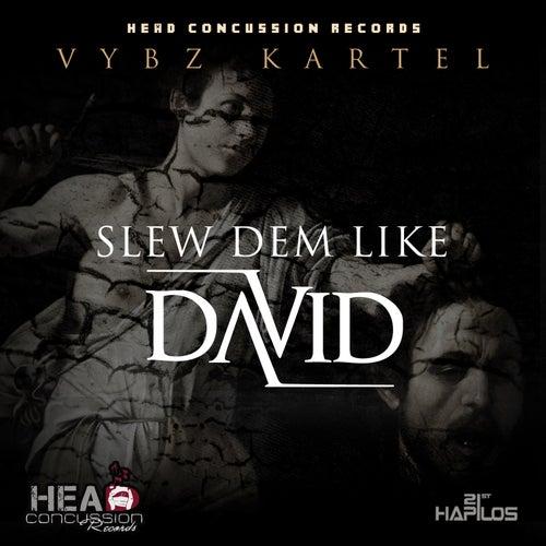 Slew Dem Like David - Single by VYBZ Kartel