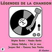 Legendes de la Chanson, Vol. Two de Various Artists