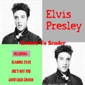 Return to Sender de Elvis Presley