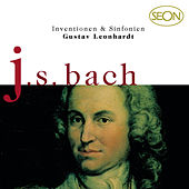 Bach: Inventions & Sinfonias by Gustav Leonhardt