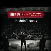 In Person & On Stage - Bonus EP by John Prine