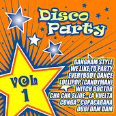 Disco Party Vol. 1 de Various Artists