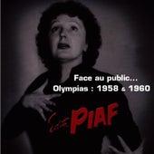 Edith Piaf : Olympias 1958 & 1960 de Edith Piaf
