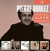 Original Album Classics - Pierre Boulez de Pierre Boulez