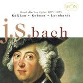 Bach:  Offrande Musicale by Gustav Leonhardt