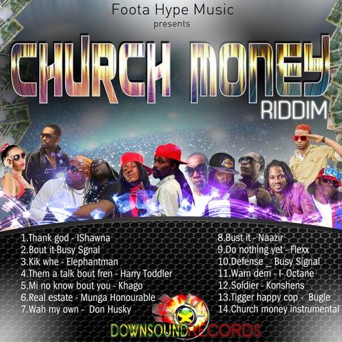 Downsound Presents: Church Money Riddim by Various Artists