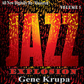 Gene Krupa: Jazz Explosion, Vol. 5 de Gene Krupa