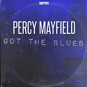 Got the Blues by Percy Mayfield