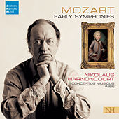 Mozart: The Early Symphonies von Nikolaus Harnoncourt