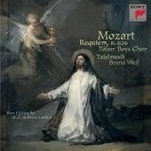 Mozart  - Requiem, K.626 de Gerhard Schmidt-Gaden