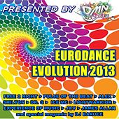 Eurodance Evolution 2013 by Various Artists