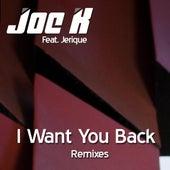I Want You Back - Remixes de Dj Joe K