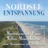 Nordsee Entspannung - Meeresrauschen, Piano, Wellen, Möwen, und Klänge zum Ausspannen und Beruhigen von Torsten Abrolat
