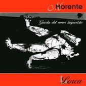 Gacela Del Amor Imprevisto de Enrique Morente