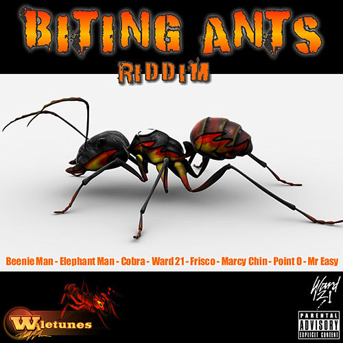 Biting Ants Riddim by Various Artists